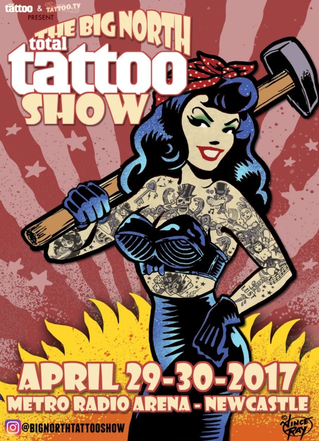Big North Tattoo Show 2017
