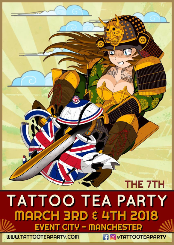 Tattoo Tea Party 2018