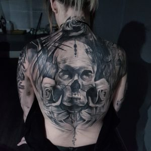 Jamie Wilson / Sunken Hollow Tattoos