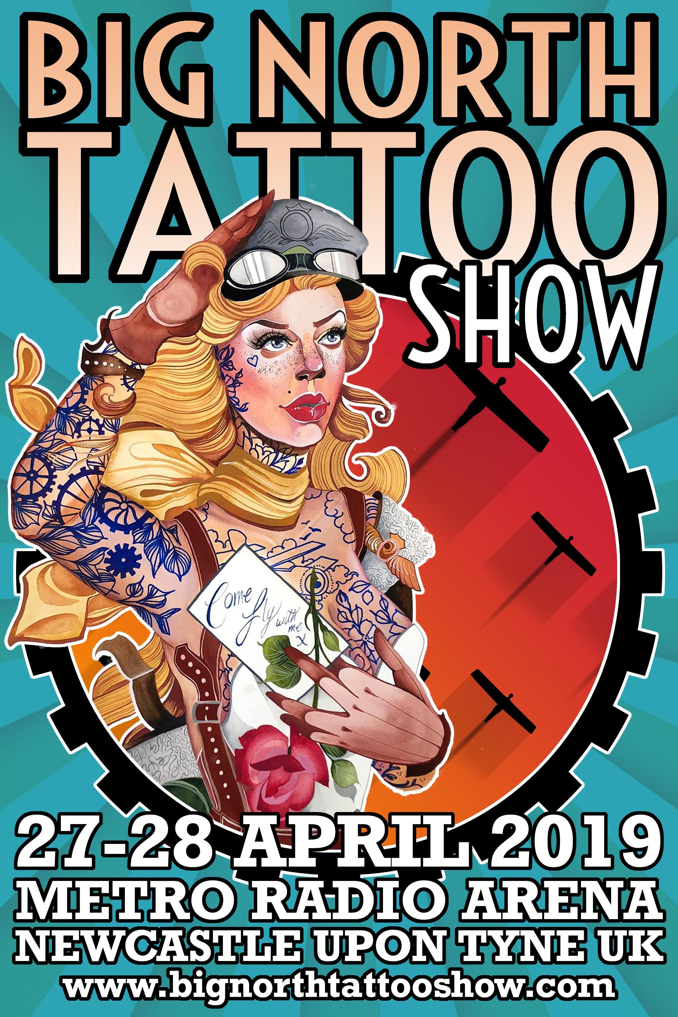 Big North Tattoo Show 2019