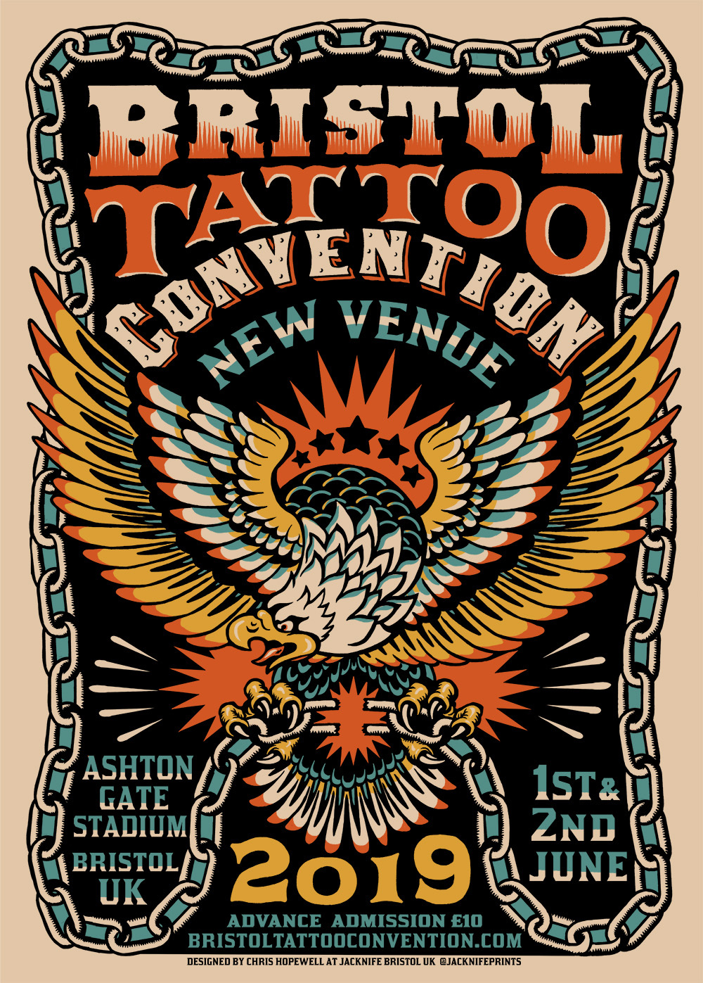 Bristol Tattoo Convention 2019